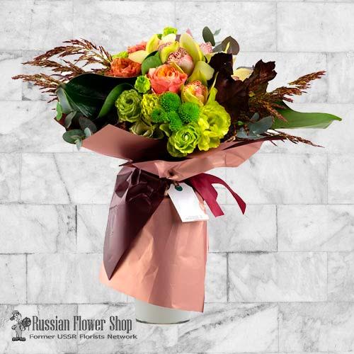 Armenia bouquet de fleurs #5