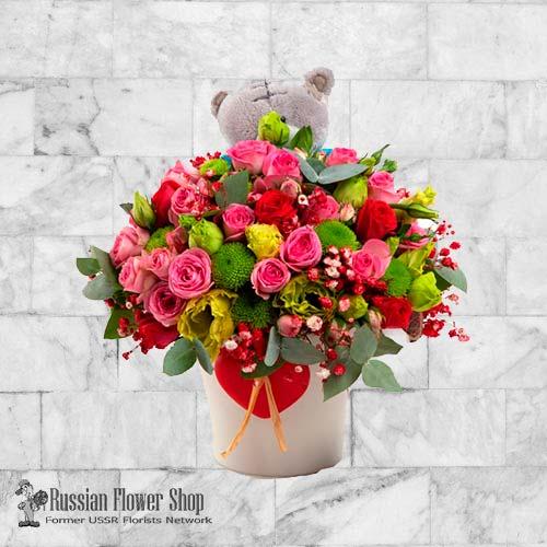 Armenien Blumenstrauß #13