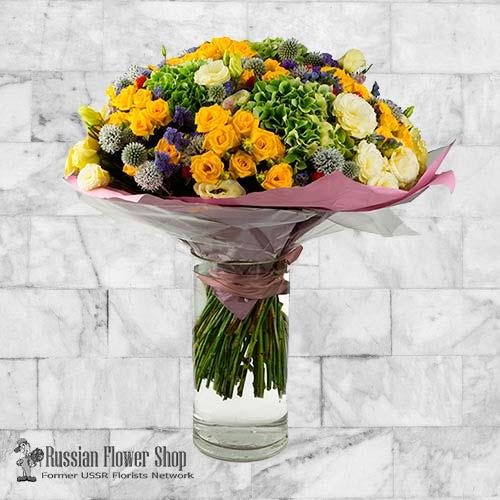 Armenia Flower Bouquet #17