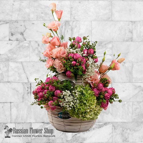 Armenien Blumenstrauß #19