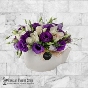 Armenia bouquet de fleurs #23