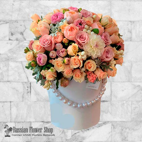 Armenia bouquet de roses #2