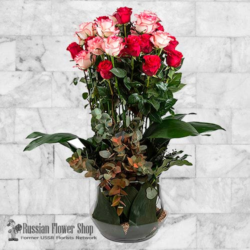 Armenia Ramo de Rosas #7
