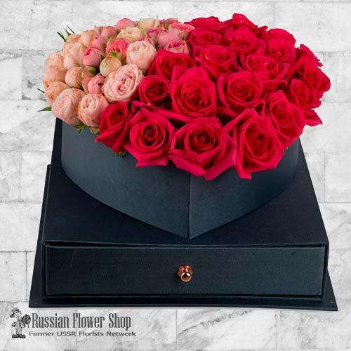 Armenia Roses Bouquet #9
