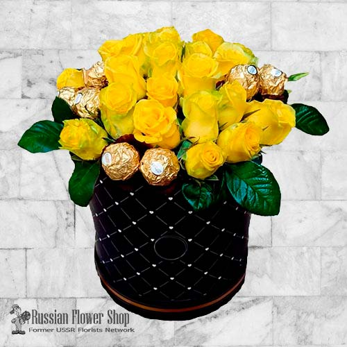 Armenia Roses Bouquet #16