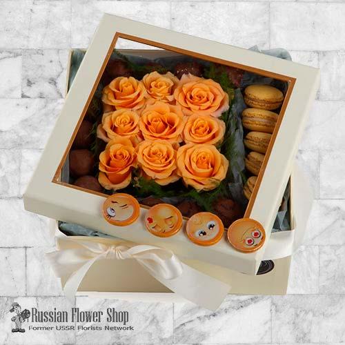 Armenia Roses Bouquet #17