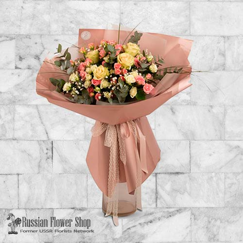 Armenia bouquet de roses #18