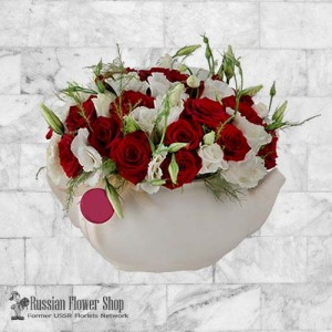 Armenia bouquet de roses #19