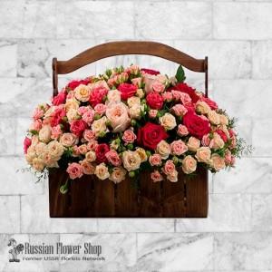 Armenia Ramo de Rosas #20