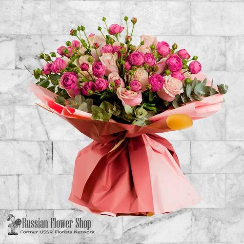 Armenia Roses Bouquet #21