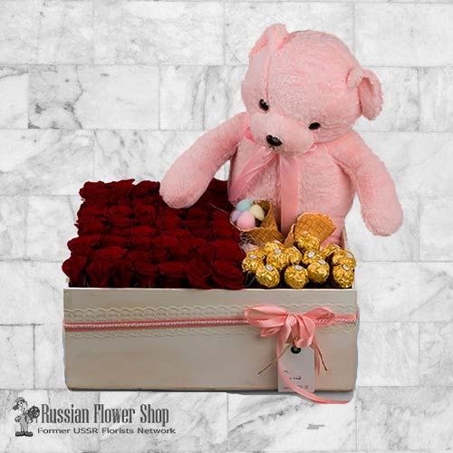Armenia bouquet de roses #22