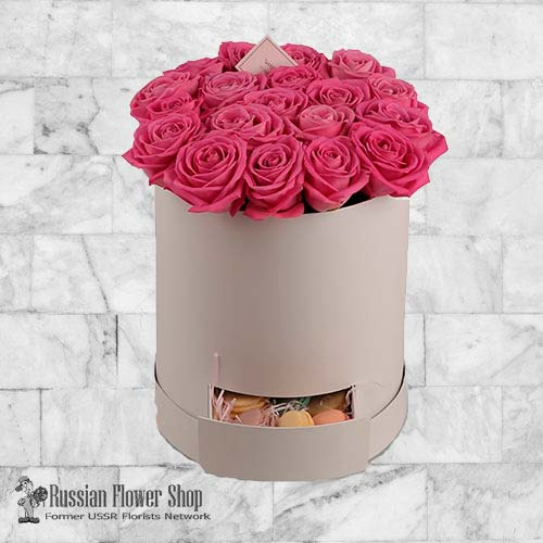 Armenia bouquet de roses #24